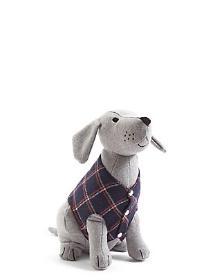 New Buster Dog Doorstop, , catlanding