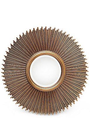 Spiegel im Sonnenstrahl-Design, , catlanding