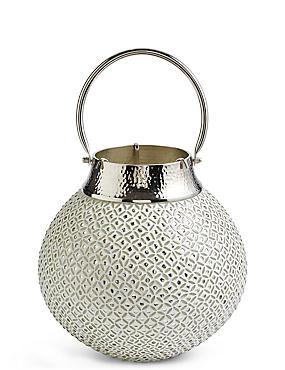 Lanterne ornée de perles, , catlanding