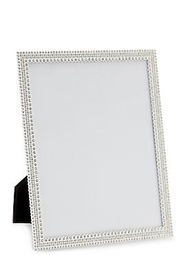 Natalie Diamanté Photo Frame 20 x 25cm (8 x 10inch), , catlanding