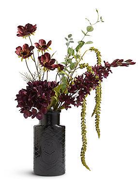 Deep Bloom Arrangement, , catlanding