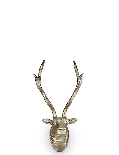 Deer Head Wall Art stag head wall art | m&s