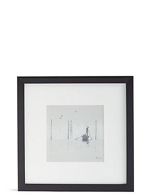 Venice Mist I Framed Wall Art, , catlanding