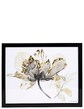 Adelene Fletcher X-Ray Floral Wall Art, , catlanding