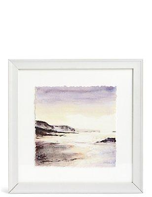 Adelene Fletcher Calm Coastal Wall Art, , catlanding