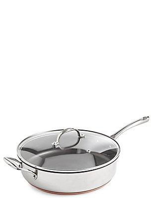 Copper Base Saute Pan, , catlanding