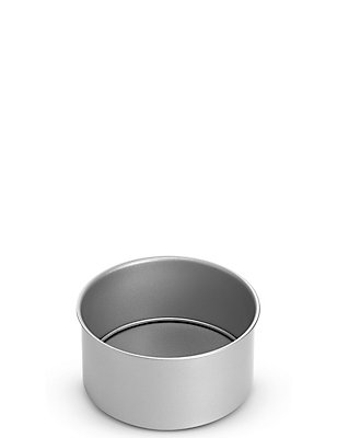 Runde, tiefe Kuchenform mit Antihaftbeschichtung, 20 cm, , catlanding
