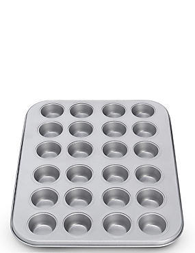 24 Cup Non-Stick Muffin Tin, , catlanding