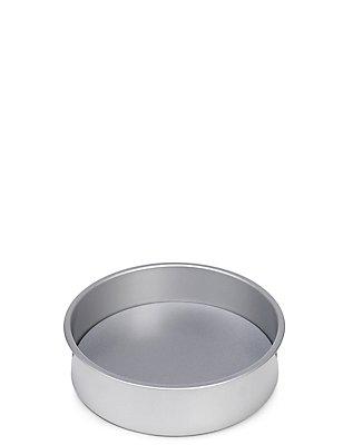 20cm Non-Stick Loose Base Cake Tin, , catlanding