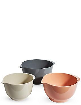 3 Mixing Bowls, , catlanding