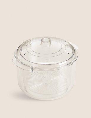 Microwaveable Steamer, , catlanding