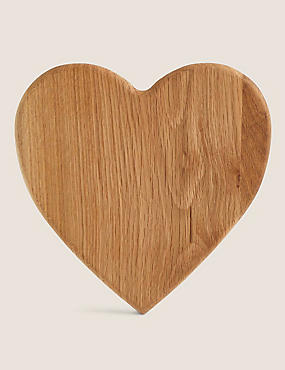 Heart Chopping Board, , catlanding