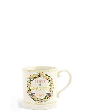 Grandma Gift Mug, , catlanding