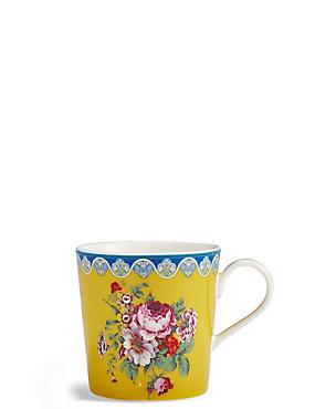 Floral Mug, , catlanding