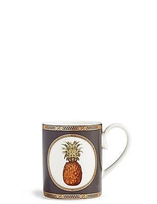 Safari Pineapple Mug, , catlanding