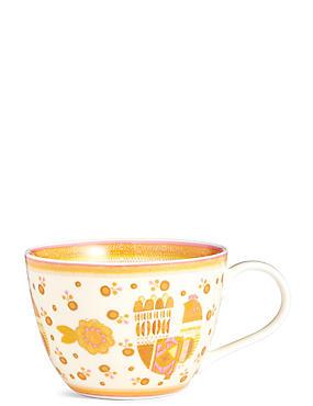 Grand mug à imprimé poule, , catlanding