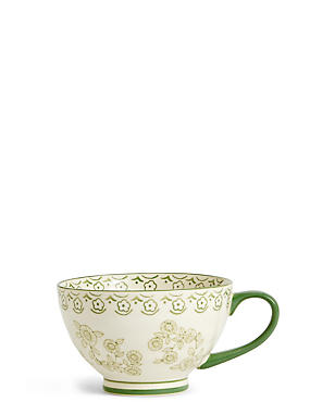 Saloon Green Mug, , catlanding