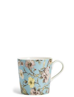 Dovecote Floral Mug, , catlanding