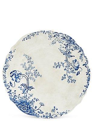 Dovecote Melamine Dinner Plate, , catlanding