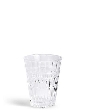 Verre droit de pique-nique en verre taillé, , catlanding