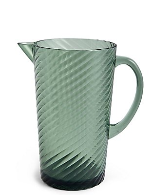 Cut Glass Jug, , catlanding