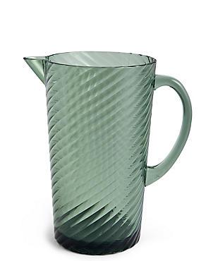 Cut Glass Jug, , catlanding