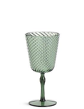 Copa de vino con efecto óptico para pícnic, , catlanding