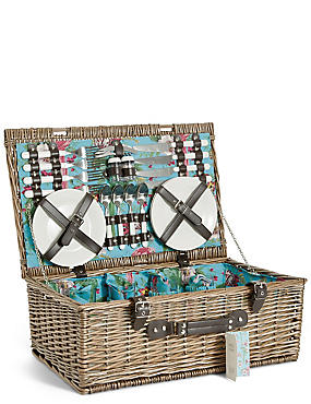 Frida 4 Person Parrot Hamper, , catlanding
