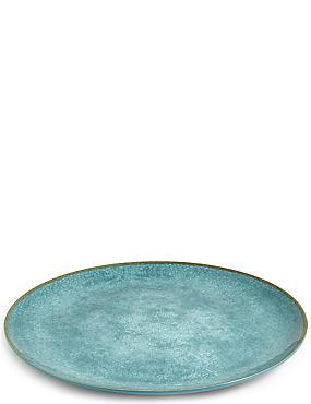 Schale im blauen Krakelee-Design, , catlanding