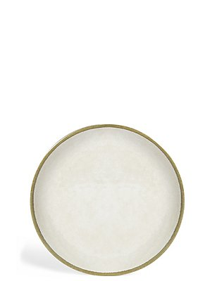 Crackle Effect Melamine Side Plate, , catlanding