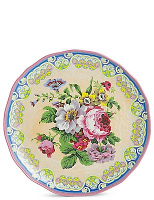 Frida Dinner Plate, , catlanding