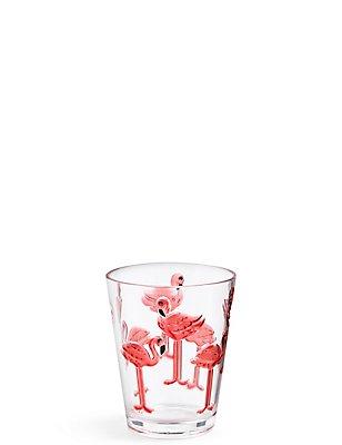 Flamingo Tumbler, , catlanding