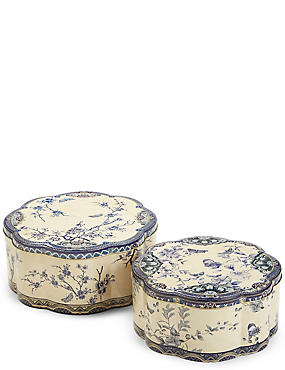 Dovecote Set of 2 Cake Tins, , catlanding