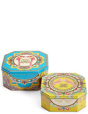 Frida– Lot de 2boîtes à gâteaux, , catlanding