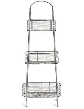 Wire Vegetable Stand, , catlanding