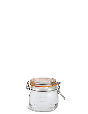 Kleine Kilner-Dose aus Glas, , catlanding