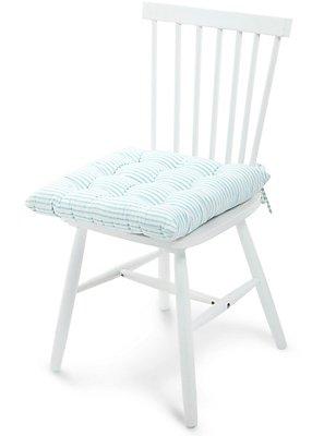 Seaside Stripe Seat Pad, , catlanding