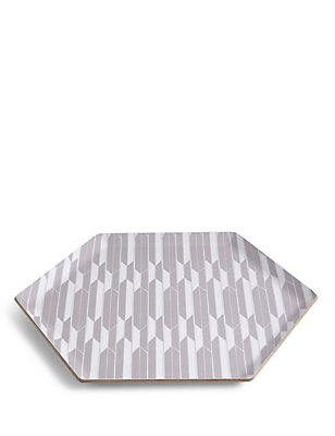 Hexagon Tray, , catlanding