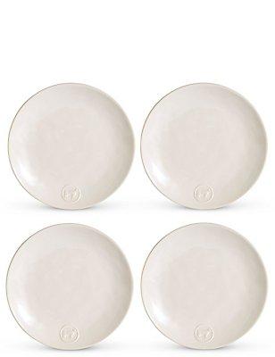 Set of 4 Cheese Plates, , catlanding