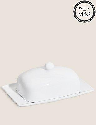 Maxim Butter Dish, , catlanding