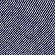 Lot de 2sets de table tissés à motif côtelé , INDIGO, swatch