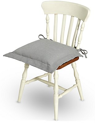 Plain Seat Pad, GREY, catlanding