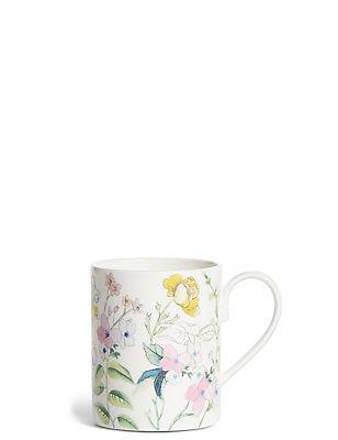 Spring Blooms Mug, , catlanding