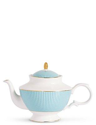 Charleston Teapot, , catlanding