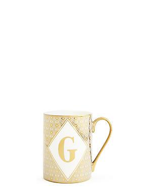 Alphabet G Mug, , catlanding