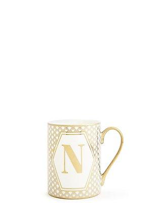 Alphabet N Mug, , catlanding