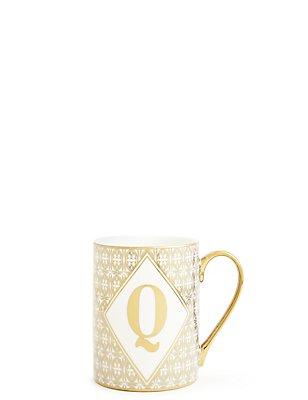 Alphabet Q Mug, , catlanding