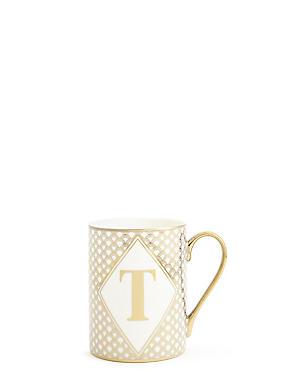 Alphabet T Mug, , catlanding