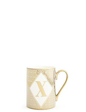 Alphabet X Mug, , catlanding