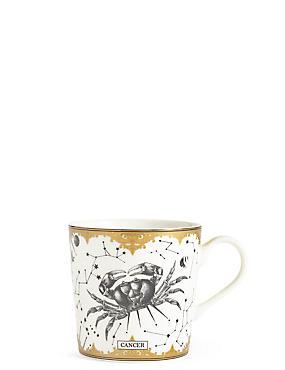 Cancer Zodiac Mug, , catlanding